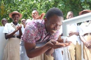 The Water Project: St. Joseph Senior Secondary School -  Osman Fofanah