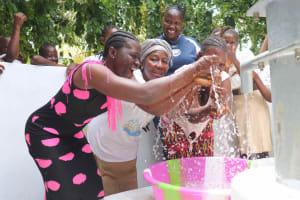 The Water Project: St. Joseph Senior Secondary School -  School Market Women