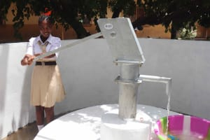 The Water Project: St. Joseph Senior Secondary School -  So Much Easier