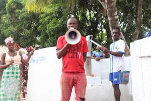 The Water Project: Lungi, Targrin, #11 King Street -  Papanie Kargbo Statement