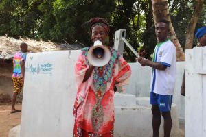The Water Project: Lungi, Targrin, #11 King Street -  Alhmamie Kargbo Statement