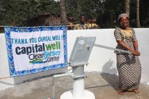 The Water Project: Lokomasama, Kalangba Junction, Next to Alimamy Musa Kamara's House -  Joyful For