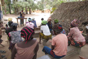 The Water Project: Lokomasama, Kalangba Junction, Next to Alimamy Musa Kamara's House -  About Diarrhea