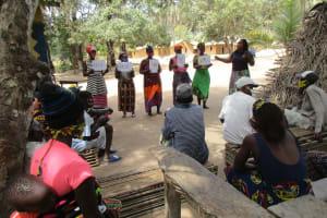 The Water Project: Lokomasama, Kalangba Junction, Next to Alimamy Musa Kamara's House -  Disease Transmission Story