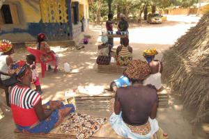 The Water Project: Lokomasama, Kalangba Junction, Next to Alimamy Musa Kamara's House -  Hand Washing Methods