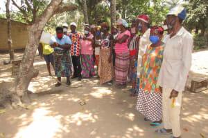 The Water Project: Lokomasama, Kalangba Junction, Next to Alimamy Musa Kamara's House -  Hand Washing With Tippy Tap
