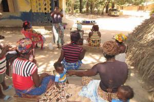 The Water Project: Lokomasama, Kalangba Junction, Next to Alimamy Musa Kamara's House -  Proper Hand Washing