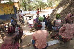 The Water Project: Lokomasama, Kalangba Junction, Next to Alimamy Musa Kamara's House -  The Importance Of Mosquito Net