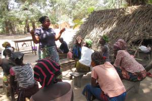 The Water Project: Lokomasama, Kalangba Junction, Next to Alimamy Musa Kamara's House -  Worms And Parasite