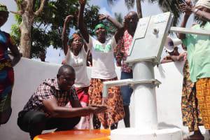 The Water Project: Lokomasama, Kalangba Junction, Next to Alimamy Musa Kamara's House -  Mr Abubakarr Bangura