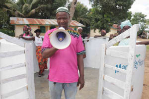 The Water Project: Kamasondo, Robay Village, Next to Mosque -  Mustapha Kamara