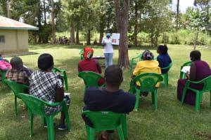 The Water Project: Mukangu Community, Mukasia Spring -  Teeth Visual