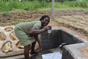 The Water Project: Mukangu Community, Mukasia Spring -  A Full Glass