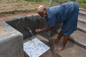 The Water Project: Mukangu Community, Mukasia Spring -  Overjoyed
