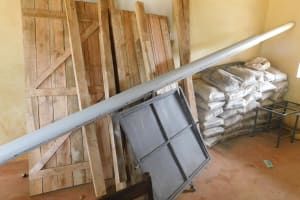 The Water Project: Gimomoi Primary School -  Materials Gathered