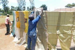 The Water Project: Gimomoi Primary School -  Sugar Sacks