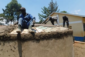 The Water Project: Gimomoi Primary School -  Dome Setting