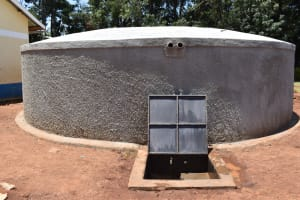 The Water Project: Gimomoi Primary School -  All Done