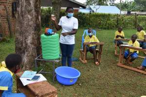 The Water Project: Gimomoi Primary School -  Importance Of Soap