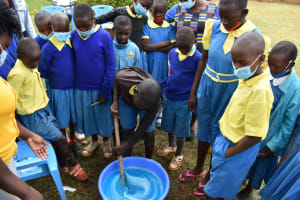 The Water Project: Gimomoi Primary School -  Interested Students