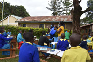 The Water Project: Gimomoi Primary School -  Soap Demonstration