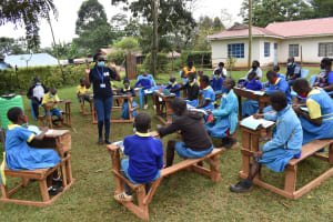 The Water Project: Gimomoi Primary School -  Training