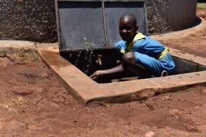 The Water Project: Gimomoi Primary School -  Joy Celebrating