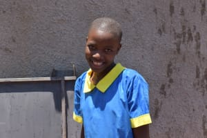 The Water Project: Gimomoi Primary School -  Joy Smiling