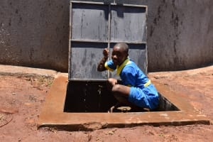 The Water Project: Gimomoi Primary School -  Smile