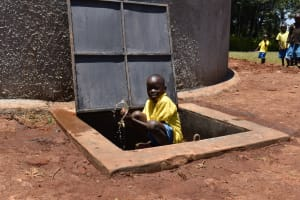 The Water Project: Gimomoi Primary School -  Smiling