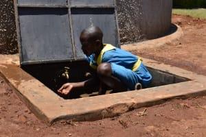 The Water Project: Gimomoi Primary School -  Splash