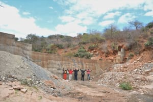 The Water Project: Kyamwalye Community -  Humans For Scale