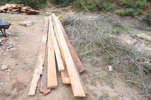 The Water Project: Kyamwalye Community -  Wood In Stacks