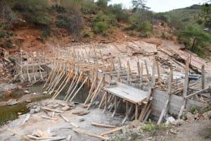 The Water Project: Kyamwalye Community -  Getting Bigger