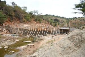 The Water Project: Kyamwalye Community -  Impressive Site