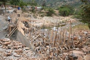 The Water Project: Kyamwalye Community -  Inside View
