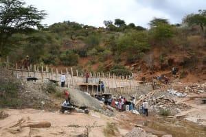 The Water Project: Kyamwalye Community -  A Chain