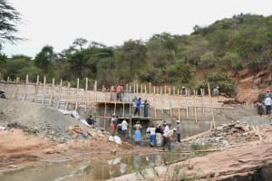 The Water Project: Kyamwalye Community -  Handing Off