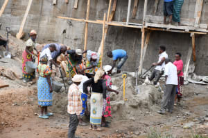 The Water Project: Kyamwalye Community -  Hard At Work