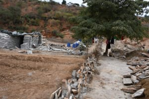 The Water Project: Kyamwalye Community -  Phase Four