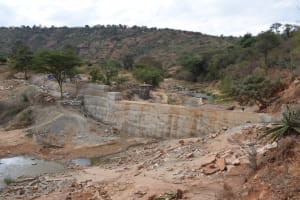 The Water Project: Kyamwalye Community -  From The Hill