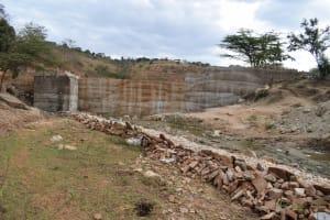 The Water Project: Kyamwalye Community -  Sand Dam