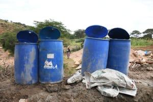 The Water Project: Kyamwalye Community -  Materials