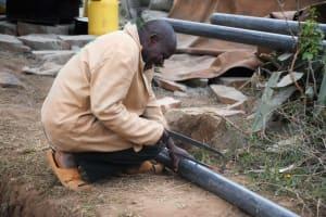 The Water Project: Kyamwalye Community -  Still Smiling