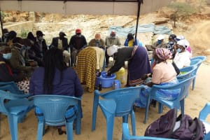 The Water Project: Kyamwalye Community -  Soap Making