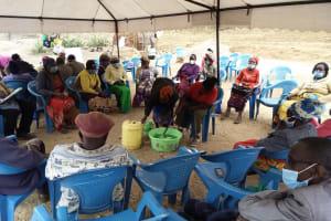 The Water Project: Kyamwalye Community -  Soap Mixing