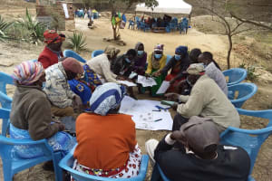 The Water Project: Kyamwalye Community -  Training Materials