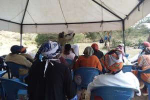 The Water Project: Kyamwalye Community -  Community Discussion