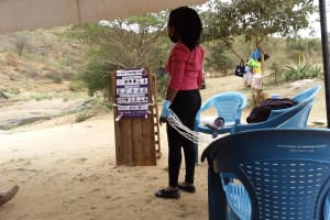 The Water Project: Kyamwalye Community -  Covid Overview