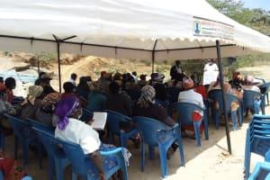 The Water Project: Kyamwalye Community -  Listening